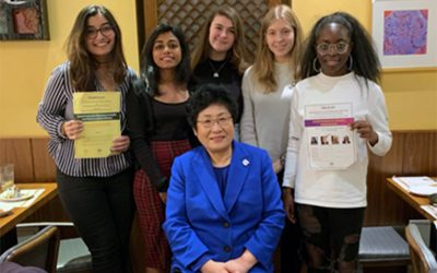 NCW's delegation to CSW63 at the United Nations March 2019